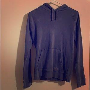 Long sleeve w/ hoodie